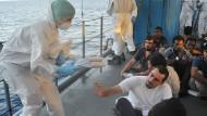 Dieses Jahr bereits 3000 Flüchtlinge ertrunken