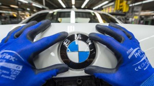 BMW macht ein Viertel weniger Gewinn