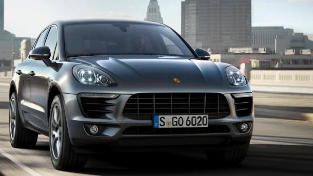 Fahrbericht Porsche Macan Nie War Es Vern 252 Nftiger