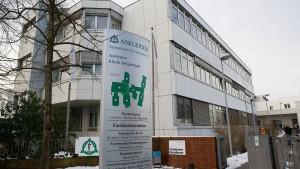 Zweites Bettenhaus in Seligenstadt