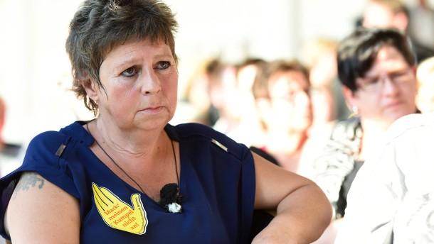 Schlagfertige ehemalige Putzfrau verlässt SPD