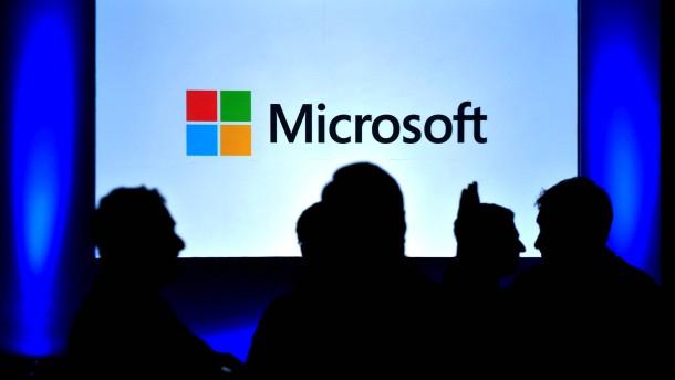561 Millionen Euro Strafe für Microsoft
