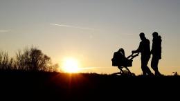 Die Last des Vaterseins