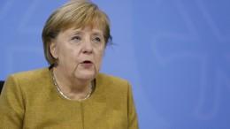 """Merkel: """" November war nur ein Teilerfolg"""""""
