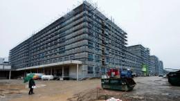 Neubau für fast 270 Millionen Euro