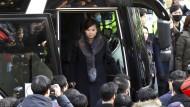 Nordkoreanische Delegation eingetroffen