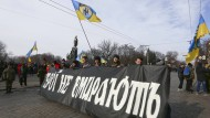 Kiew nennt Bombenexplosion in Charkiw Terroranschlag