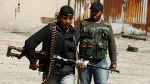 Kabinett will Ausreise von Dschihadisten nach Syrien verhindern