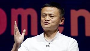 Alibaba-Gründer Jack Ma ist wieder aufgetaucht