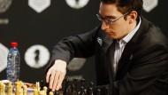 Gemeinsam mit seinen Teamkollegen siegt Fabiano Caruana bei der Schach-Olympiade in Baku (Archivbild)