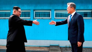 Kim Jong-un verspricht: Atomtestgelände wird im Mai geschlossen