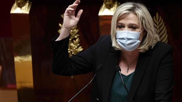 Le Pen will als Parteichefin abtreten