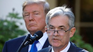 Trump meckert über Fed-Chef Powell