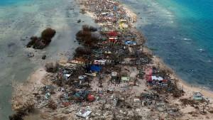 "Taifun ""Kammuri"" hinterlässt große Zerstörung"