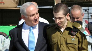Gilad Schalit zu Hause