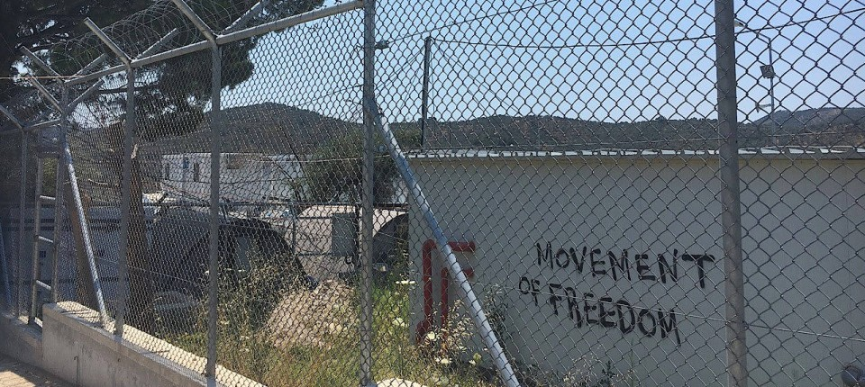 cc658c2a Besuch im Flüchtlingslager Moria auf Lesbos