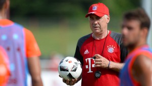 Ancelotti, der Anti-Guardiola