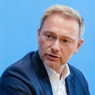 Es wird noch knapper: FDP-Spitzenkandidat Thomas Kemmerich mit seinem Bundesvorsitzenden Christian Lindner am Tag nach der Wahl