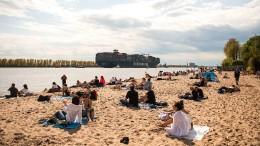 Die Hitze hat Deutschland im Griff