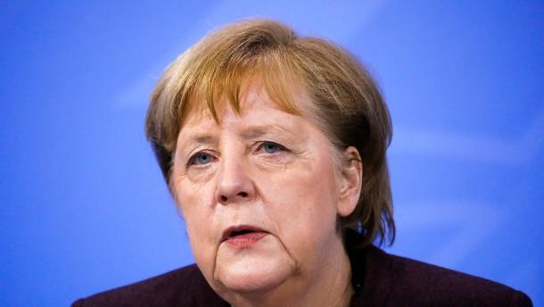 Merkel erklärt den Öffnungsplan