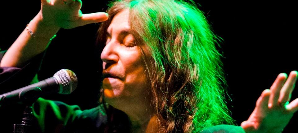 Patti Smith In Berlin Barfuß Durch Den Sommer Bühne Und Konzert Faz