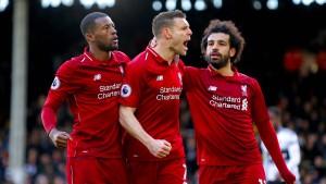 """Milner schießt Klopps """"Reds"""" zurück an die Spitze"""