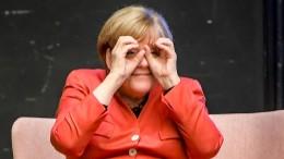 Merkels Plan für die große Koalition