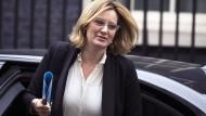 Amber Rudd, Englands Innenministerin