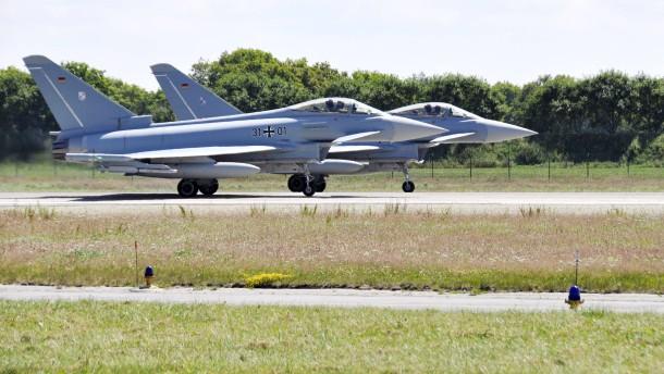 Lahmer Eurofighter