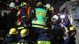 Defekte Gasleitung verursachte verheerende Wohnhausexplosion