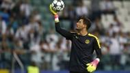 Dortmund verlängert mit Bürki