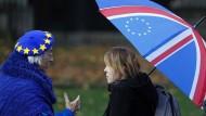 Exit vom Brexit? Einige Briten fordern ein zweites Referendum über den Austritt aus der EU. Symbolfoto