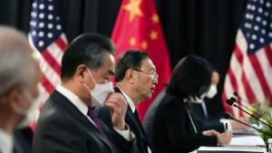 China und Amerika hatten sich viel vorzuwerfen
