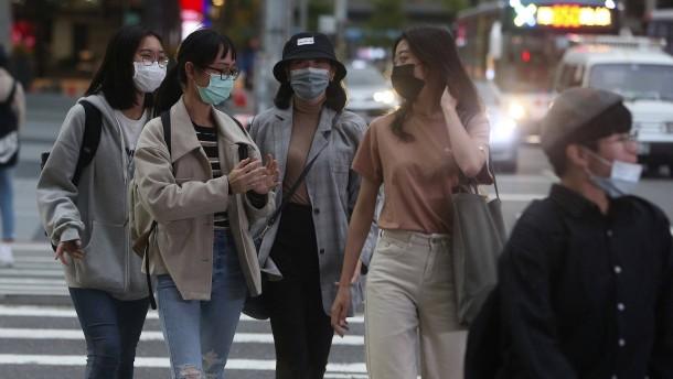 """Was Taiwan macht, fühlt sich richtig an"""