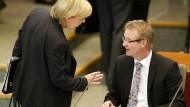 Opposition fordert Jäger zum Rücktritt auf