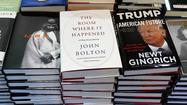 Boltons Abrechnung