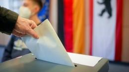 Bundestagswahl hat begonnen