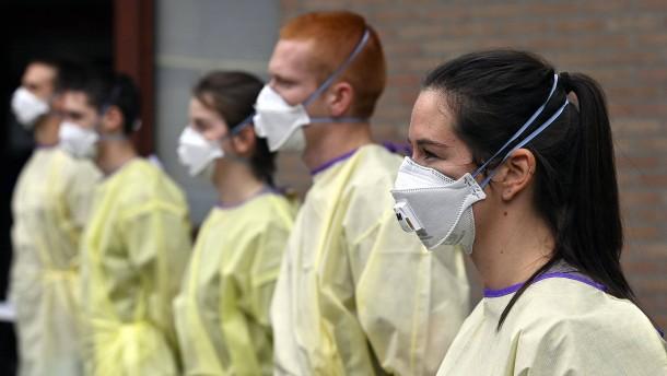 Belgien nun EU-Land mit höchster Infektionsrate