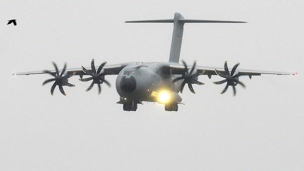 Der Flugzeugabsturz drückt Kurse