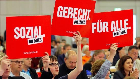Linke wirft Großer Koalition soziale Ungerechtigkeit vor
