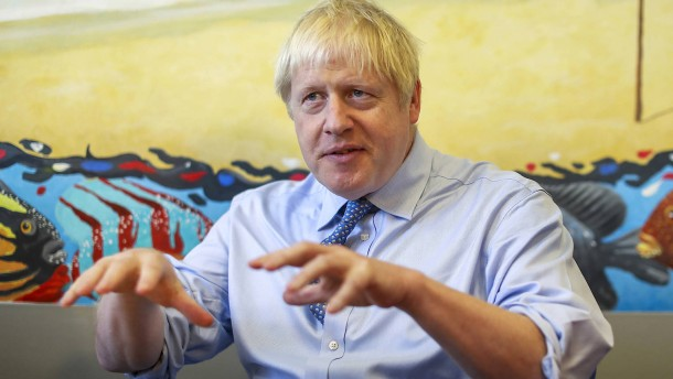 Johnson will Brexit-Deal neu verhandeln
