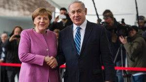 Deutsch-israelische Regierungskonsultationen