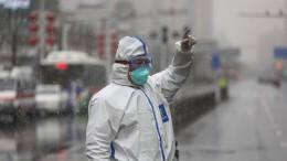 Zahl der Infektionen in China steigt auf 68.500