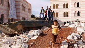 Doppelanschlag auf Geheimdienstsitz nahe Damaskus