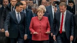 Europäer um Deeskalation bemüht