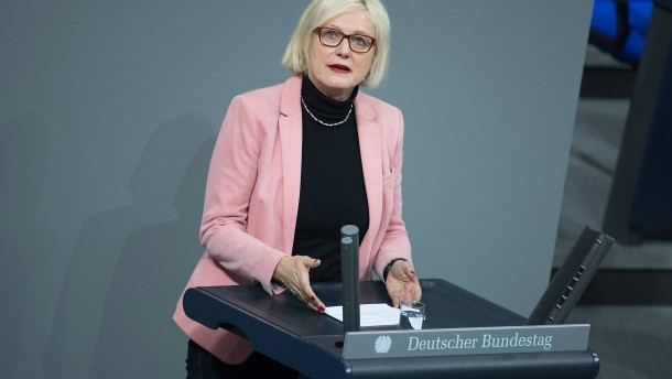 SPD will Dagmar Ziegler als Bundestagsvizepräsidentin