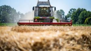 Bauern wollen eine Milliarde wegen Dürre