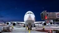 Die Airbus A380 der Lufthansa werden ausgemustert.