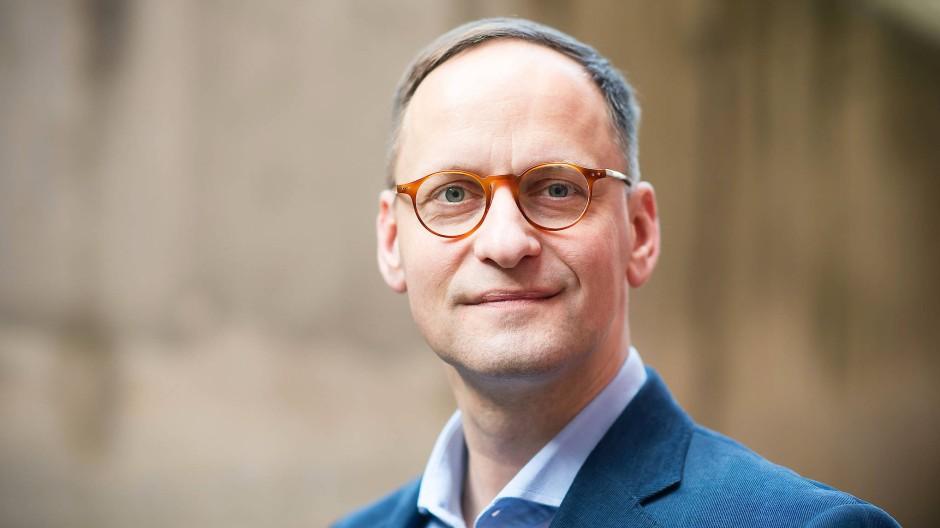 Lebt in Frankfurt: Jo van Nelsen ist Stimmkünstler, Regisseur und Autor.
