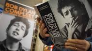Bob Dylan erhält Literaturnobelpreis 2016